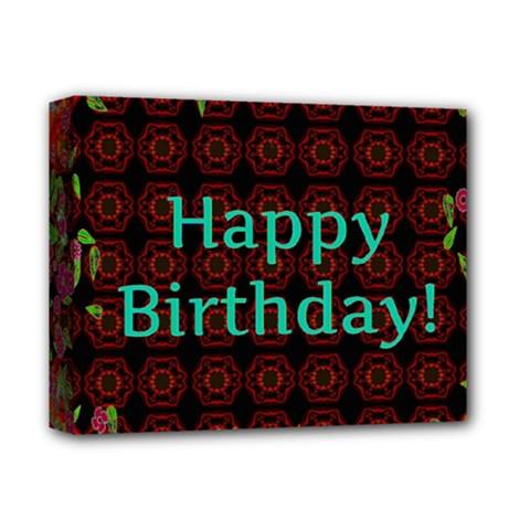 Happy Birthday! Deluxe Canvas 14  X 11