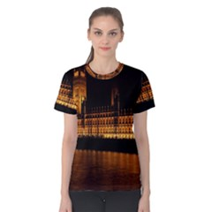 Houses Of Parliament Women s Cotton Tee