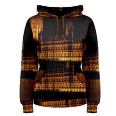Houses Of Parliament Women s Pullover Hoodie