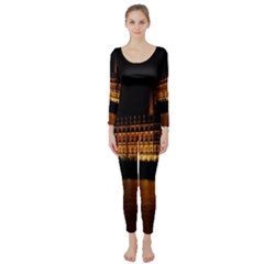 Houses Of Parliament Long Sleeve Catsuit