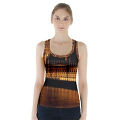 Houses Of Parliament Racer Back Sports Top