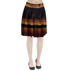 Houses Of Parliament Pleated Skirt
