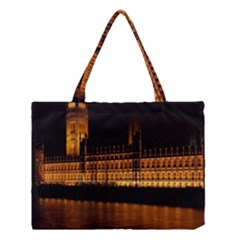 Houses Of Parliament Medium Tote Bag