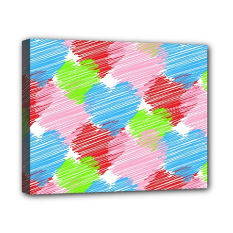 Holidays Occasions Valentine Canvas 10  x 8