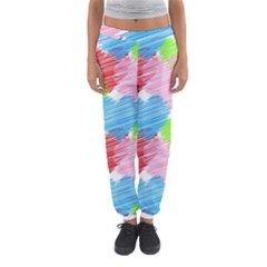 Holidays Occasions Valentine Women s Jogger Sweatpants