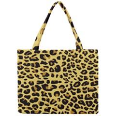 Jaguar Fur Mini Tote Bag