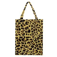 Jaguar Fur Classic Tote Bag
