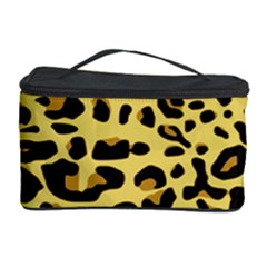 Jaguar Fur Cosmetic Storage Case