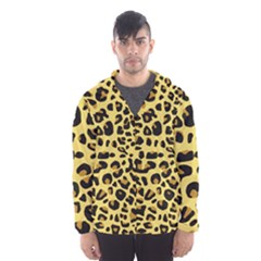 Jaguar Fur Hooded Wind Breaker (men)