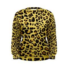 Jaguar Fur Women s Sweatshirt