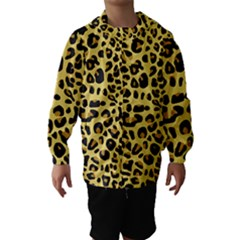 Jaguar Fur Hooded Wind Breaker (Kids)