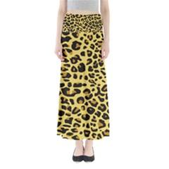 Jaguar Fur Maxi Skirts