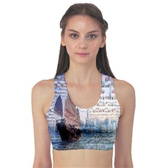 Hong Kong Travel Sports Bra