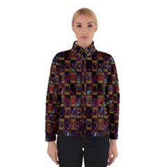 Kaleidoscope Pattern Abstract Art Winterwear