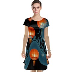 Lampion Cap Sleeve Nightdress