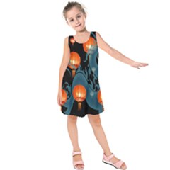 Lampion Kids  Sleeveless Dress