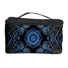 Jeans Background Cosmetic Storage Case