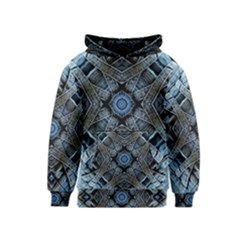 Jeans Background Kids  Pullover Hoodie