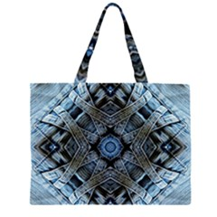 Jeans Background Large Tote Bag