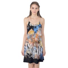 Landscape Sunset Sky Summer Camis Nightgown
