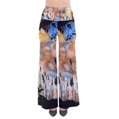 Landscape Sunset Sky Summer Pants