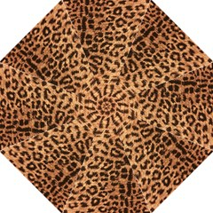 Leopard Print Animal Print Backdrop Hook Handle Umbrellas (medium)
