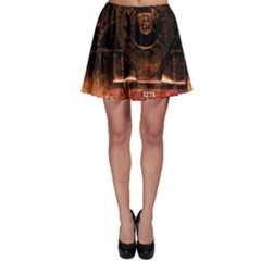 Locomotive Skater Skirt