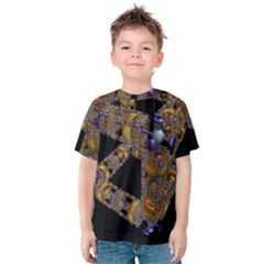 Machine Gear Mechanical Technology Kids  Cotton Tee