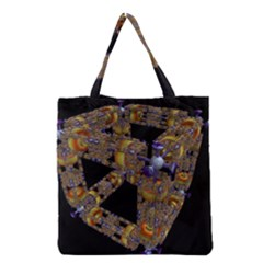 Machine Gear Mechanical Technology Grocery Tote Bag