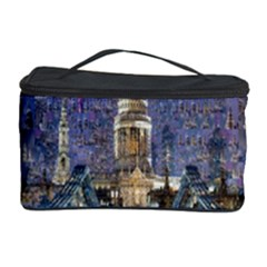London Travel Cosmetic Storage Case