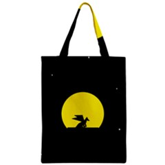 Moon And Dragon Dragon Sky Dragon Zipper Classic Tote Bag