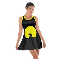 Moon And Dragon Dragon Sky Dragon Cotton Racerback Dress
