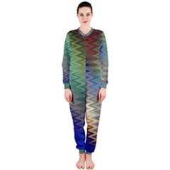 Metallizer Art Glass Onepiece Jumpsuit (ladies)