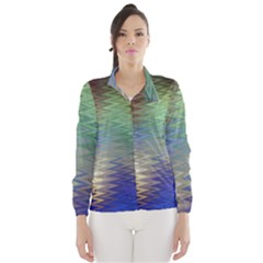 Metallizer Art Glass Wind Breaker (Women)
