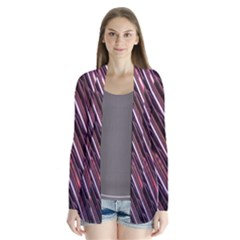 Metal Tube Chair Stack Stacked Cardigans