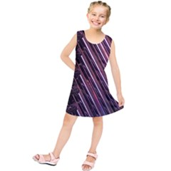 Metal Tube Chair Stack Stacked Kids  Tunic Dress