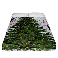 New Year S Eve New Year S Day Fitted Sheet (california King Size)
