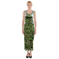 New Year S Eve New Year S Day Fitted Maxi Dress