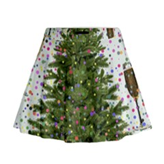 New Year S Eve New Year S Day Mini Flare Skirt