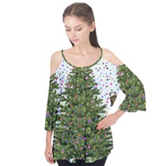 New Year S Eve New Year S Day Flutter Tees