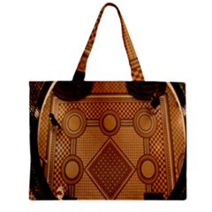 Mosaic The Elaborate Floor Pattern Of The Sydney Queen Victoria Building Zipper Mini Tote Bag