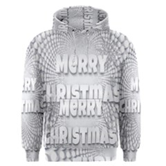 Oints Circle Christmas Merry Men s Pullover Hoodie