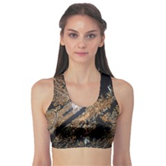 Night View Sports Bra