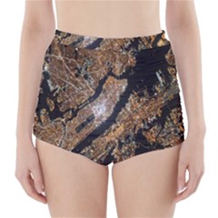 Night View High-Waisted Bikini Bottoms