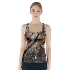 Night View Racer Back Sports Top