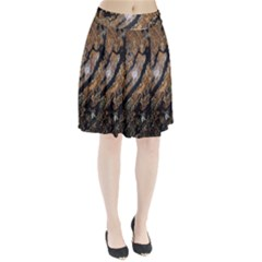 Night View Pleated Skirt