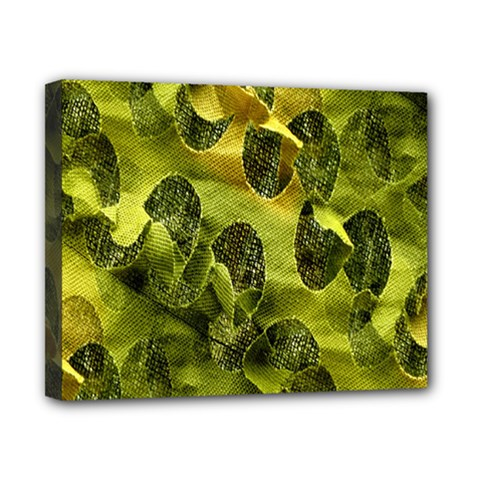 Olive Seamless Camouflage Pattern Canvas 10  x 8