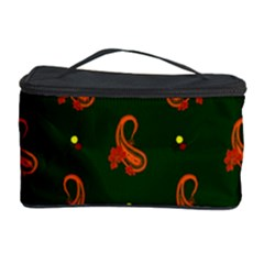 Paisley Pattern Cosmetic Storage Case