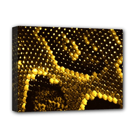 Pattern Skins Snakes Deluxe Canvas 16  x 12