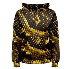 Pattern Skins Snakes Women s Pullover Hoodie